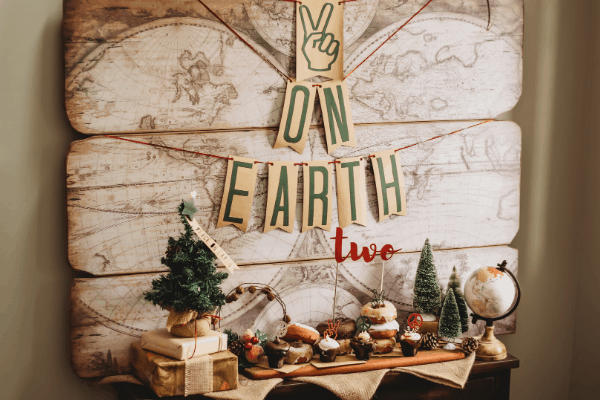 Plan an Epic 'Peace on Earth' December Birthday Party
