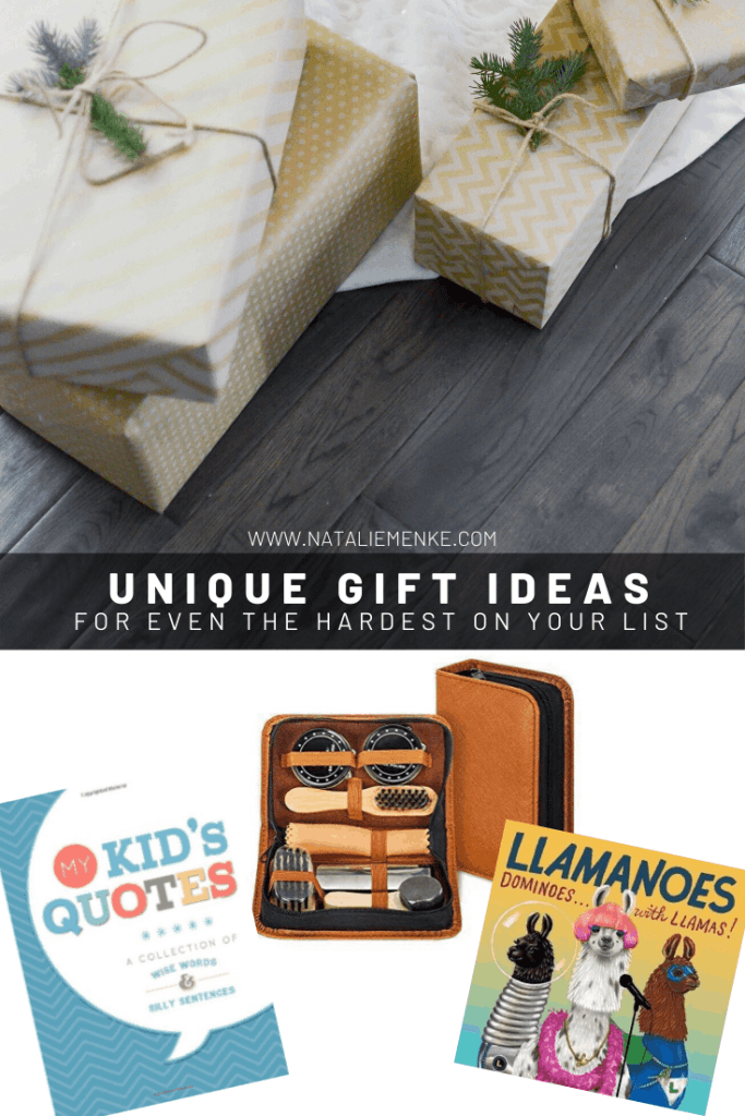 Unique gift ideas for the hardest people on your list