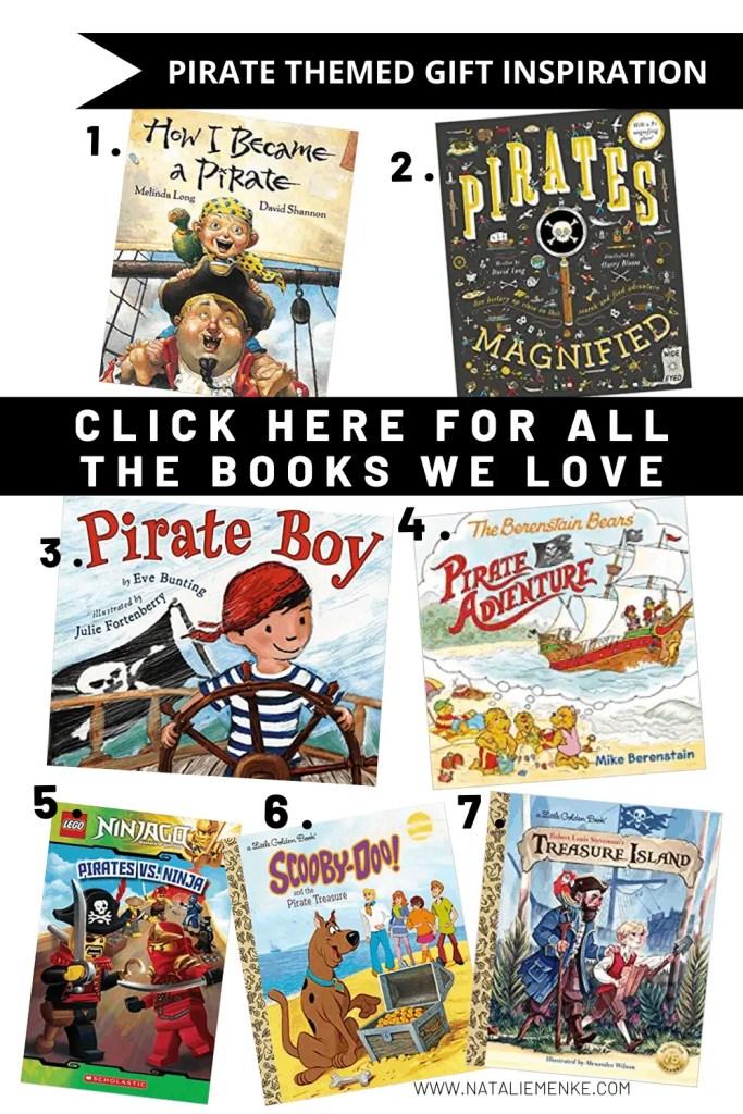 pirate themed birthday gift inspiration