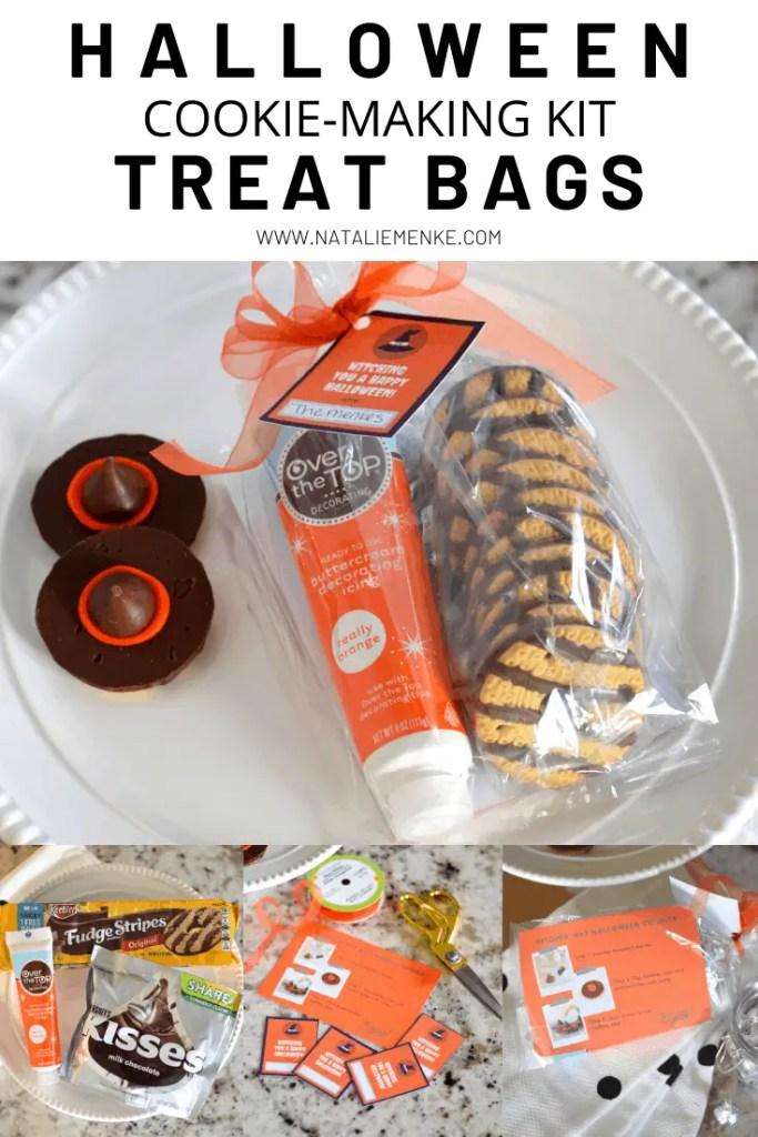 Halloween Cookie-making Treat Bags