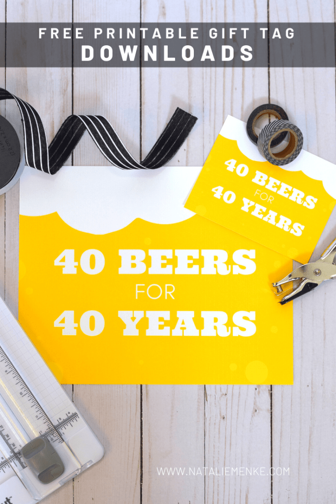 free printable beer-themed gift tag downloads