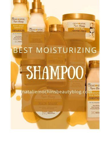 Best moisturizing shampoo
