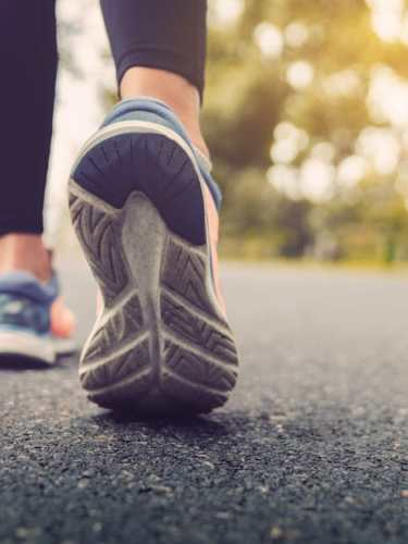 Benefits of taking a 20 minute walk every day