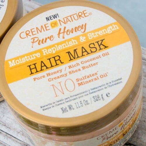 creme of nature pure honey line