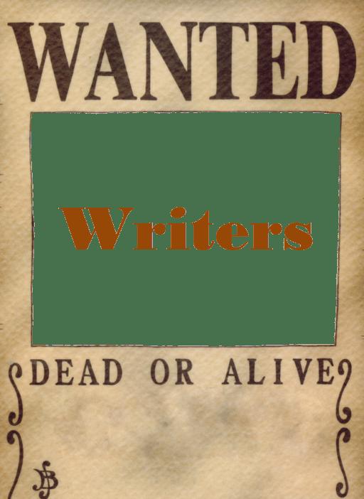 wantedpostertext