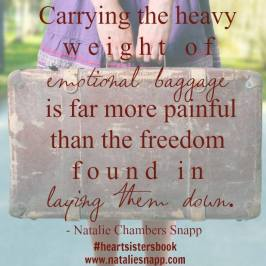 Carrying heavy weight