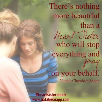 praying heart sister
