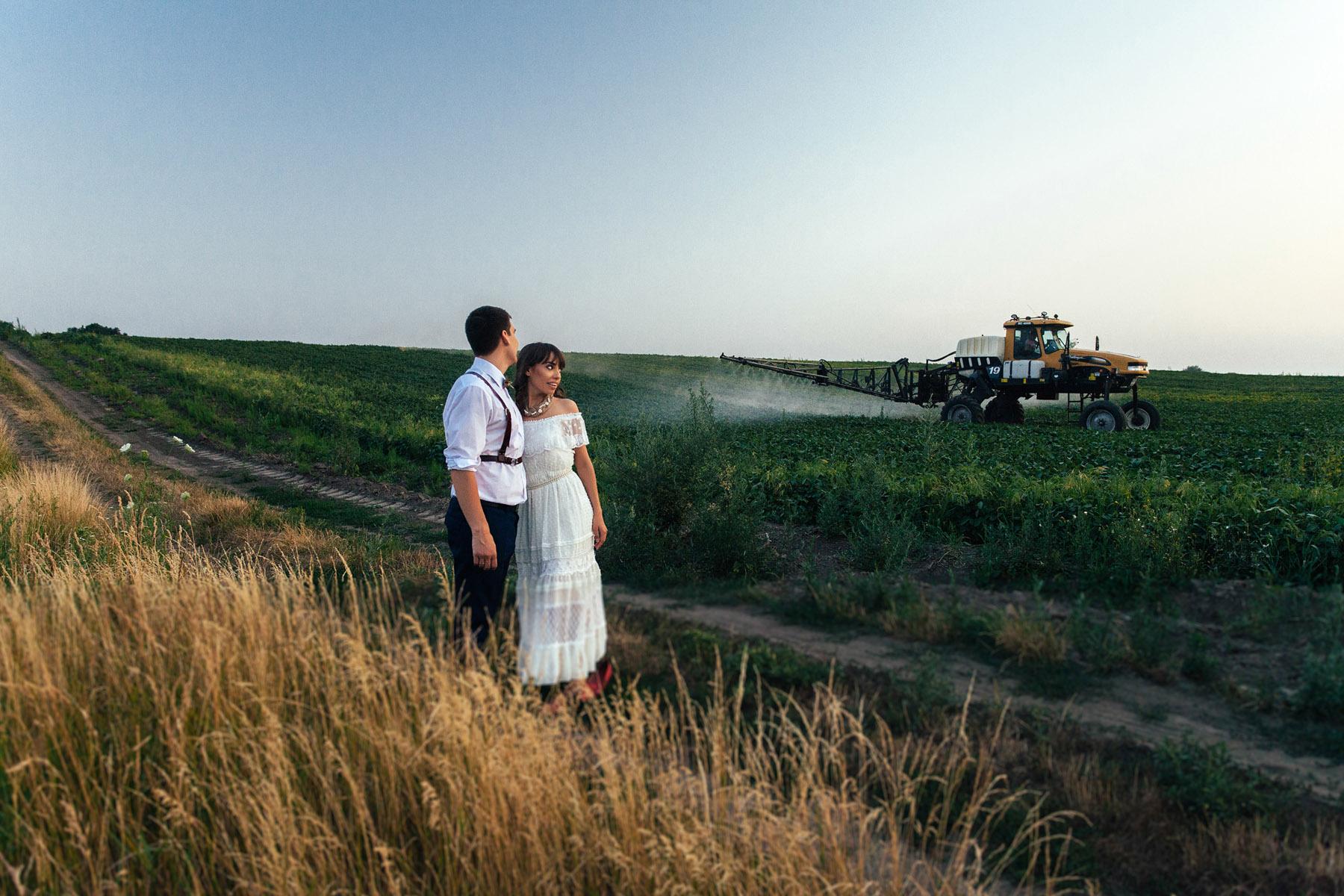 фотосъемка в поле