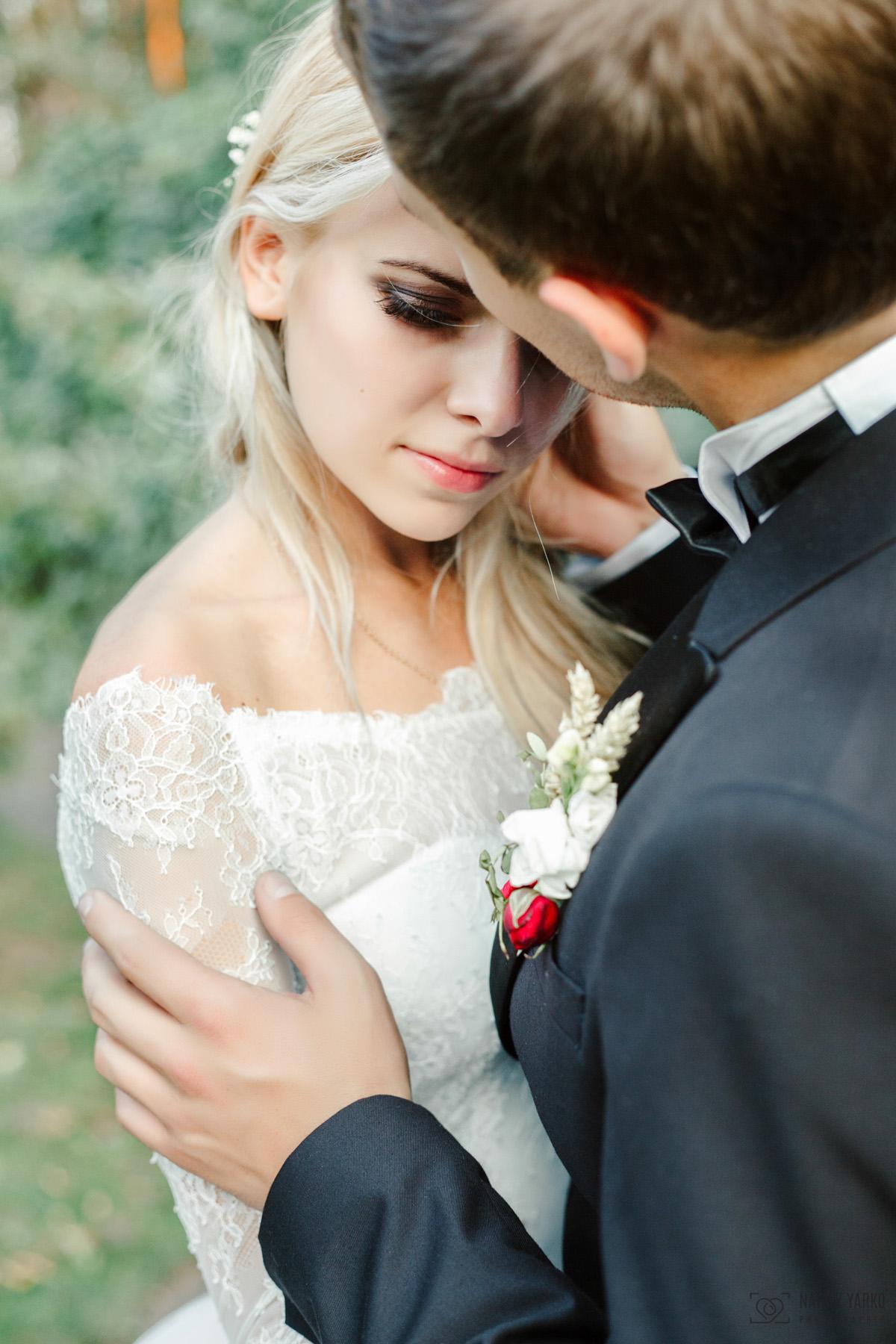 Свадебное портфолио, как передать нежность