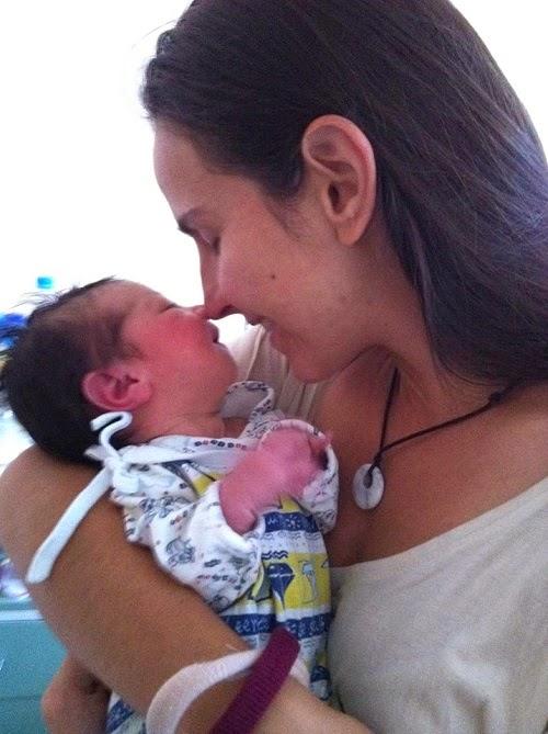 Практическа подготовка за раждането с Люба