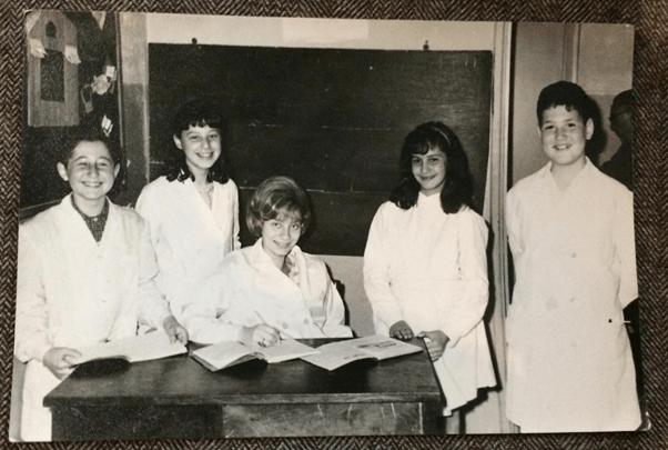 1964 – Kitá Hei – 28 de noviembre de 1964 – morá/maestra Aliza Fischman