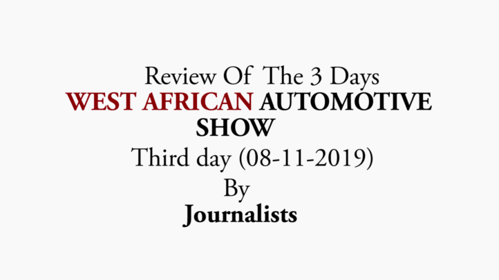 REVIEW OF 3 DAYS WAAS BY JOURNALIST