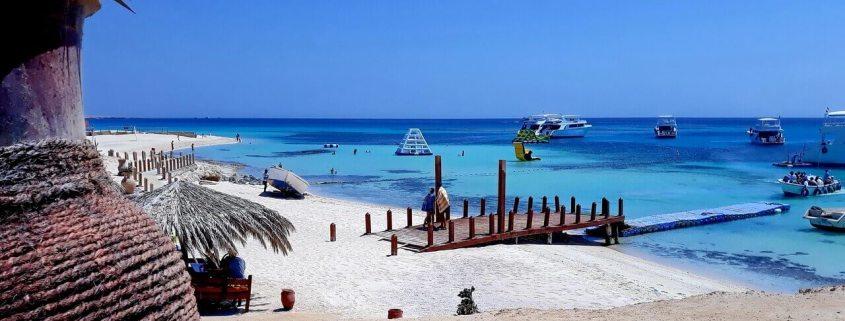 Paradise beach, Giftun, Rajsko ostrvo