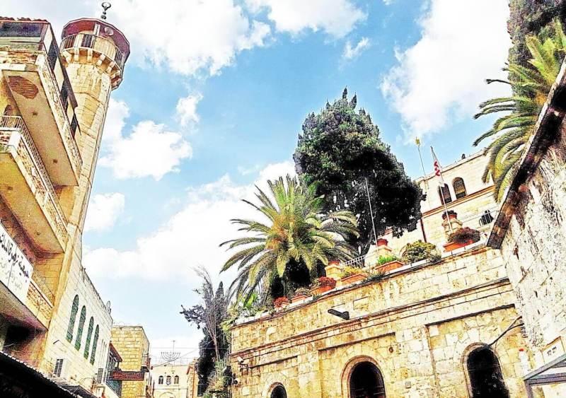 Old City, Via Dolorosa, Jerusalem