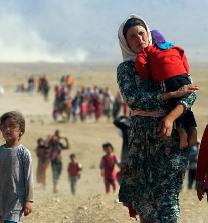 A crise dos refugiados