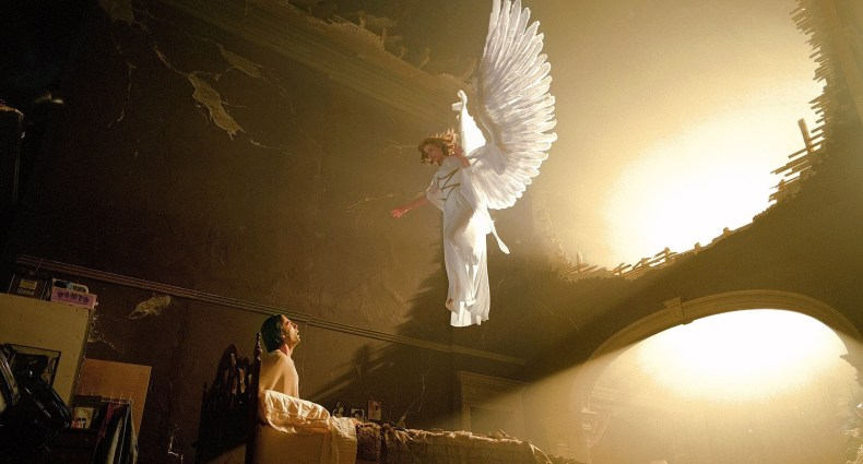 Os anjos de Deus prestam atenção naquilo que fazemos