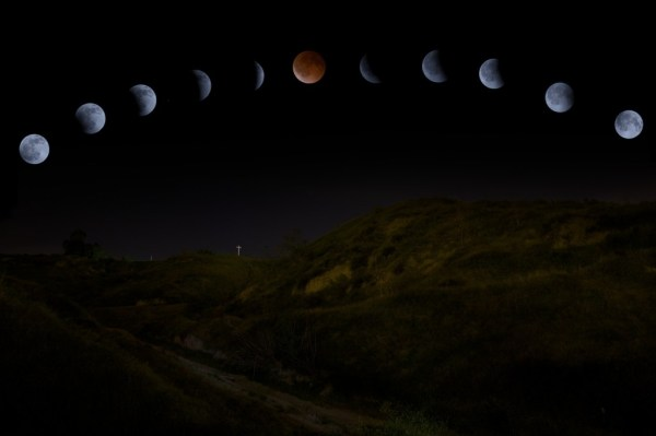 2014 Full Lunar Eclipse