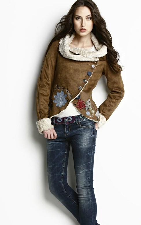 DESIGUAL - Gorgeous Fall/Winter collection 2011/2012 - à commander en ligne - online shopping (3/6)