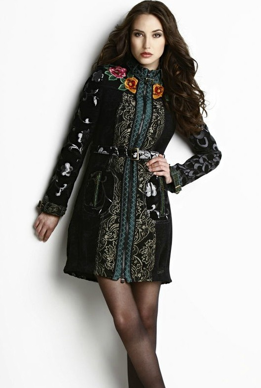 DESIGUAL - Gorgeous Fall/Winter collection 2011/2012 - à commander en ligne - online shopping (5/6)