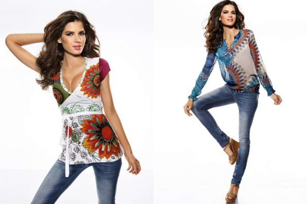 Desigual - Spring collection - La collection printemps 2012 - Ultra-vitaminée (2/6)