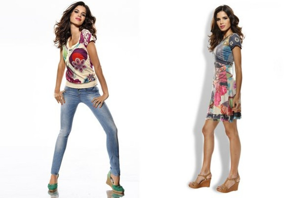 Desigual - Spring collection - La collection printemps 2012 - Ultra-vitaminée (4/6)