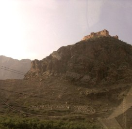 Ali Masjid Fort sits atop a mountain