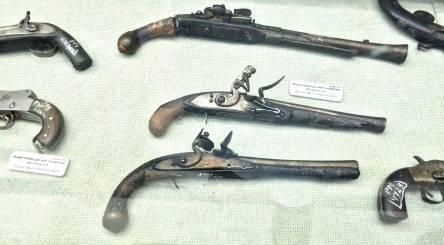 peshwarmuseum-guns
