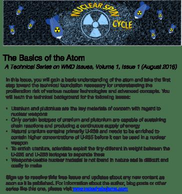 basics of atom