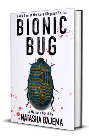 Bionic Bug Hardcover Book