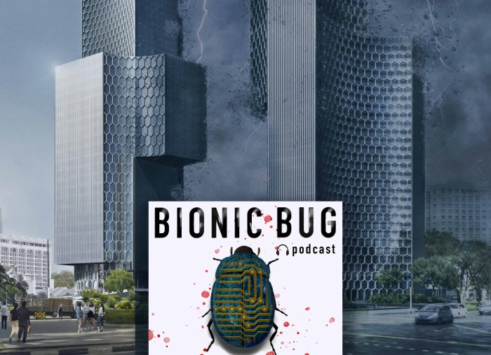 My Hero (Ch. 42) – Bionic Bug Podcast Episode 042