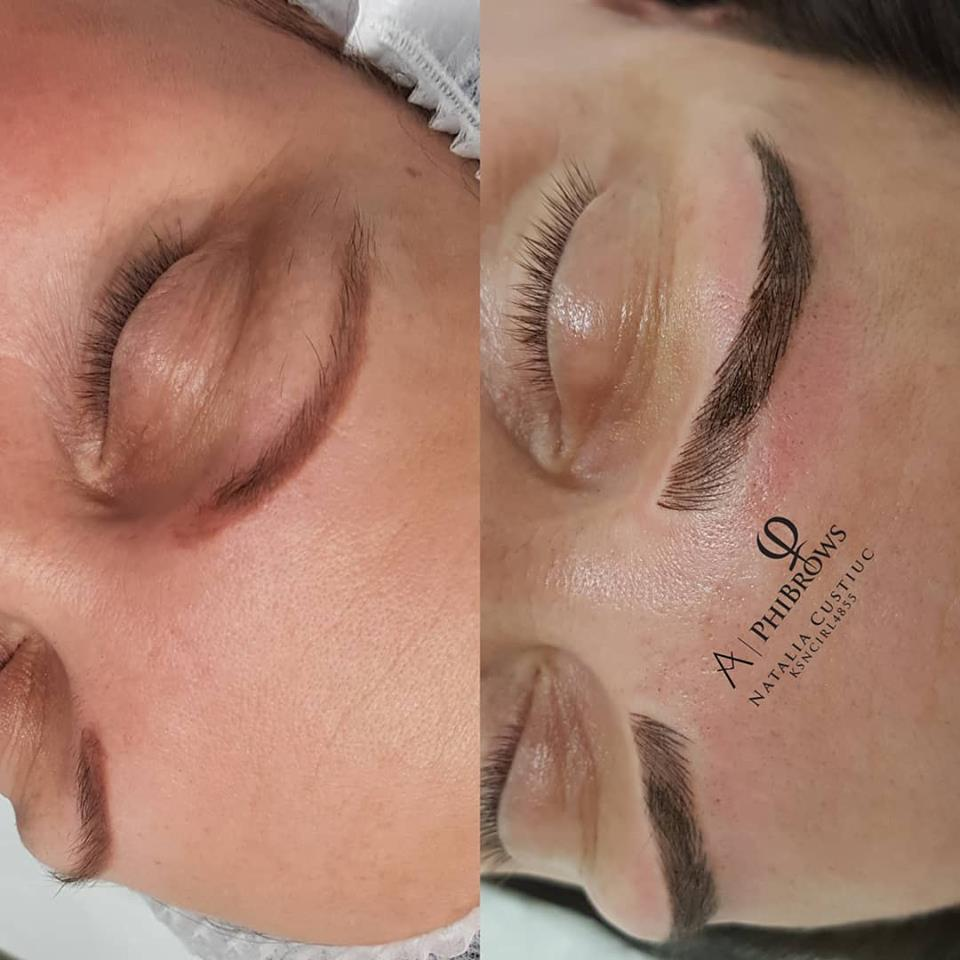 Old #tattoo cover up with #phibrows  PHIBROWS - is all about precession, #perfection and #attentiontodetail. There is no other #semipermanent #Microblading #Treatment that will deliver results quite like it , a result that boasts #hairstrokes that are so hyper realistic and blend perfectly with the natural landscape of the #brow . Result after 2nd #phibrows treatment .  The shape is calculated using a special measuring tool that goes with your own bone structure to create the perfect shape for you .  Results & longevity varies depending on skin type, lifestyle, exposure to the sun, skincare regime. ☎️018971646 📧info@natashabeauty.ie . . . . . . . #semipermanentmakeup #semipermanenteyebrows #microbladingeyebrows #micropigmentation #tattoo #phibrowsswords #phibrowsartist #phiacademy @branko_babic_phiacademy @phibrowsireland #browartist @thedublinmakeupacademy #archaddicts @ Natasha Beauty Therapy Swords