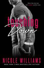touching down