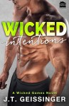BOOK REVIEW: Wicked Intentions by J.T. Geissinger