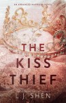 COVER REVEAL: The Kiss Thief by L.J. Shen