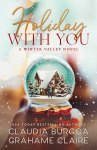 COVER REVEAL: Holiday with You by Claudia Burgoa & Grahame Claire