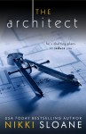 COVER REVEAL: The Architect by Nikki Sloane