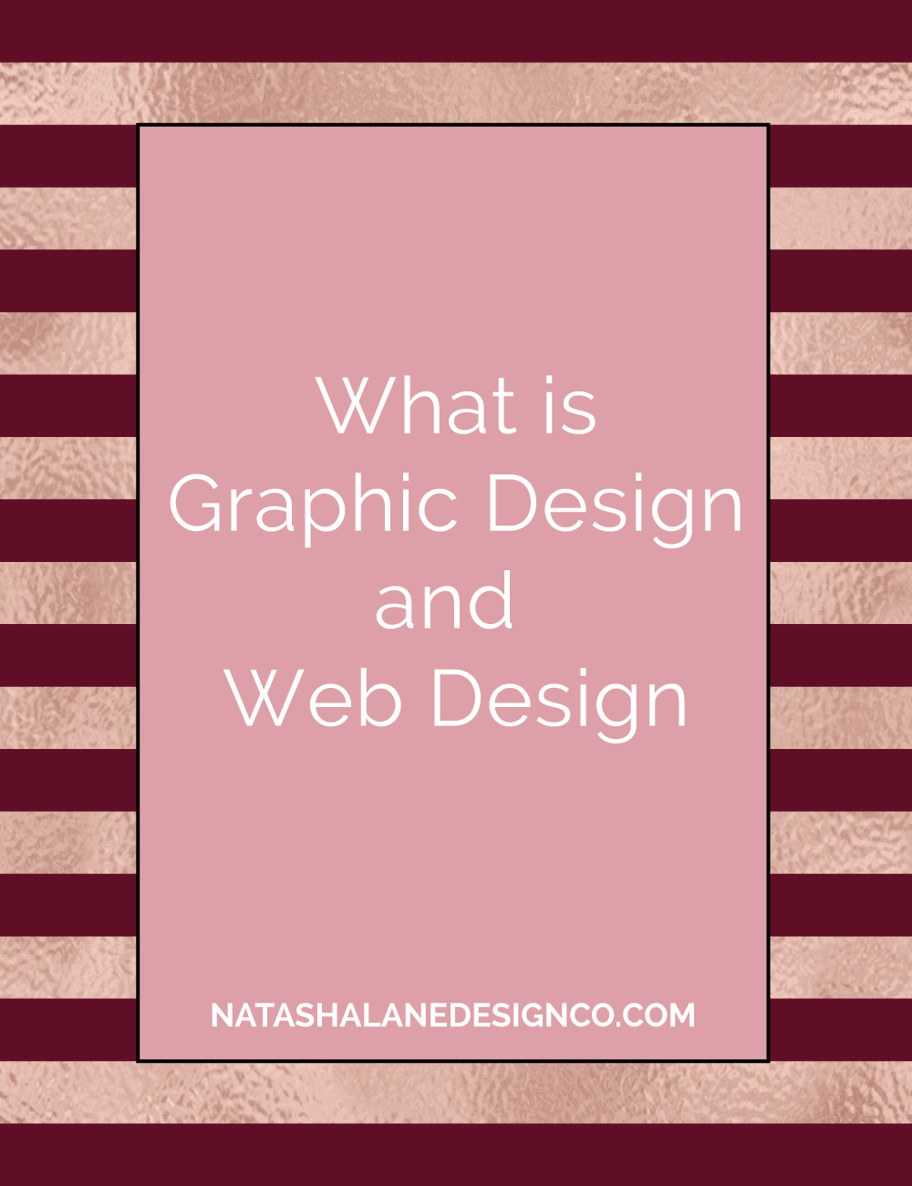 blog title- what is graphic design and web design