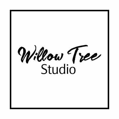 Willow Tree Logo x Branding Template