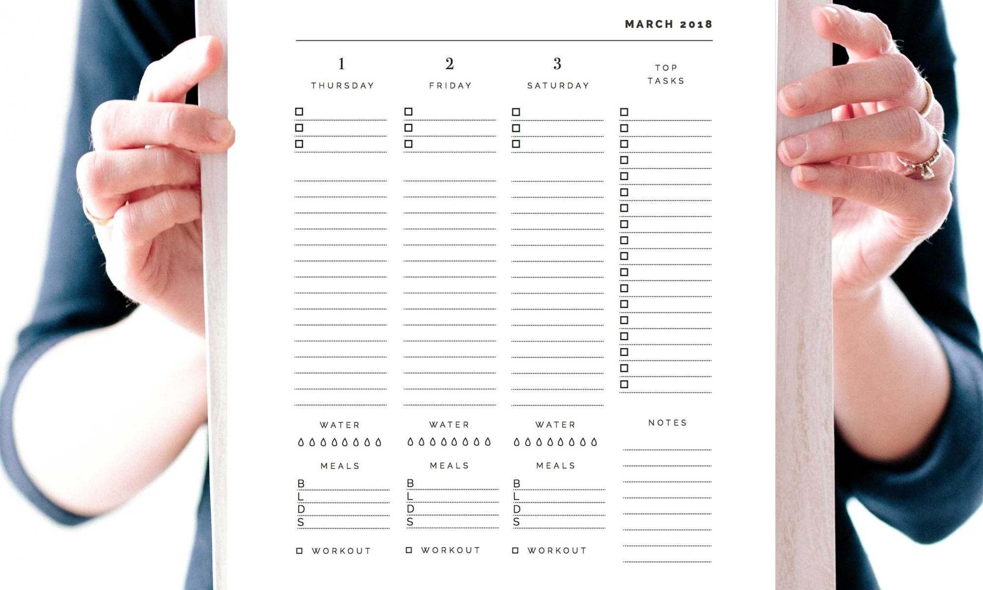 Get Your Life Together Ultimate Planner weekly