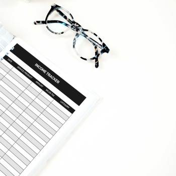 planner income tracker