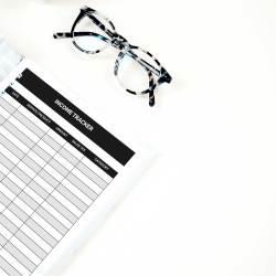 planner income tracker