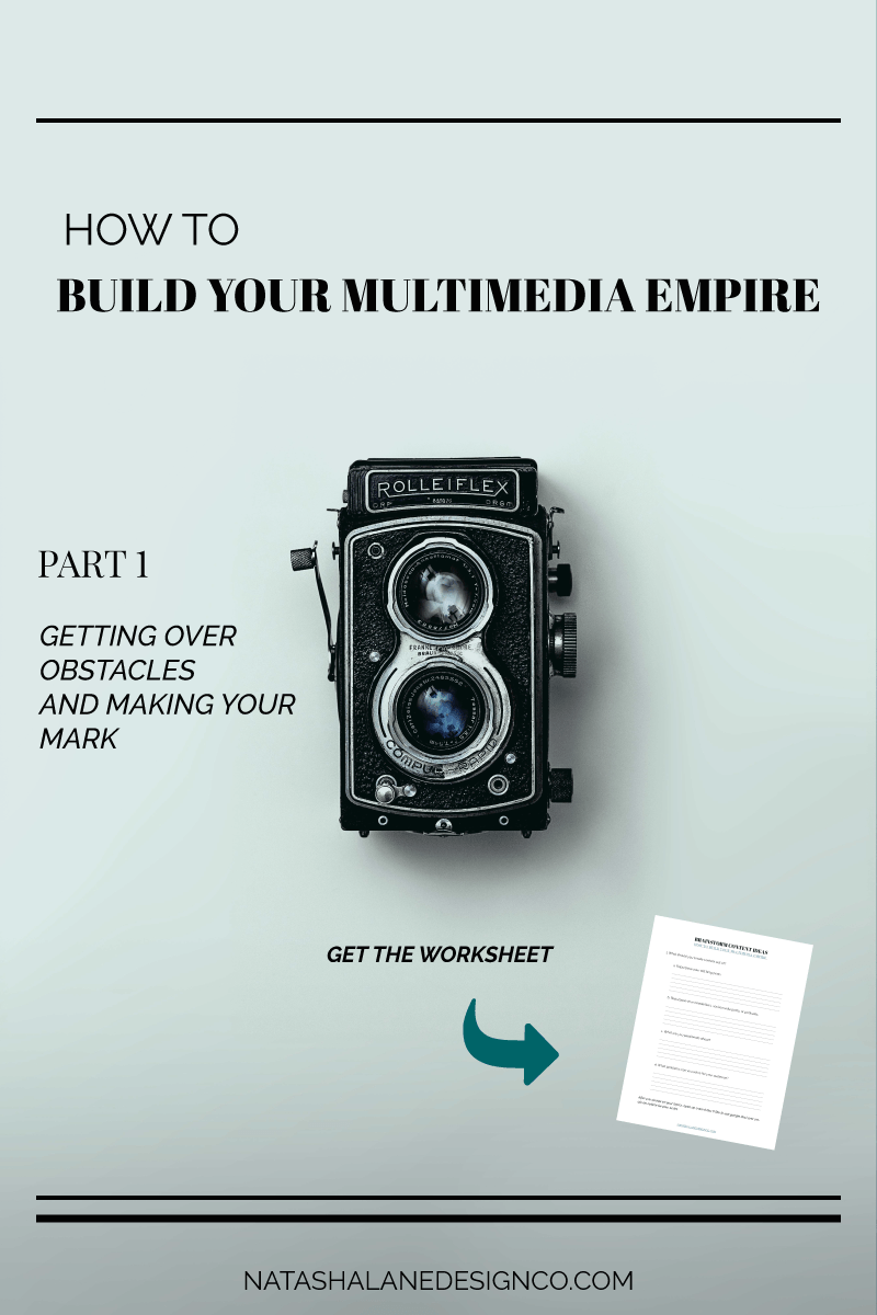 build your multimedia empire