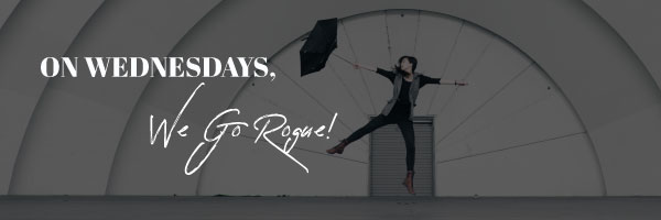 On Wednesdays We Go Rogue Email Header