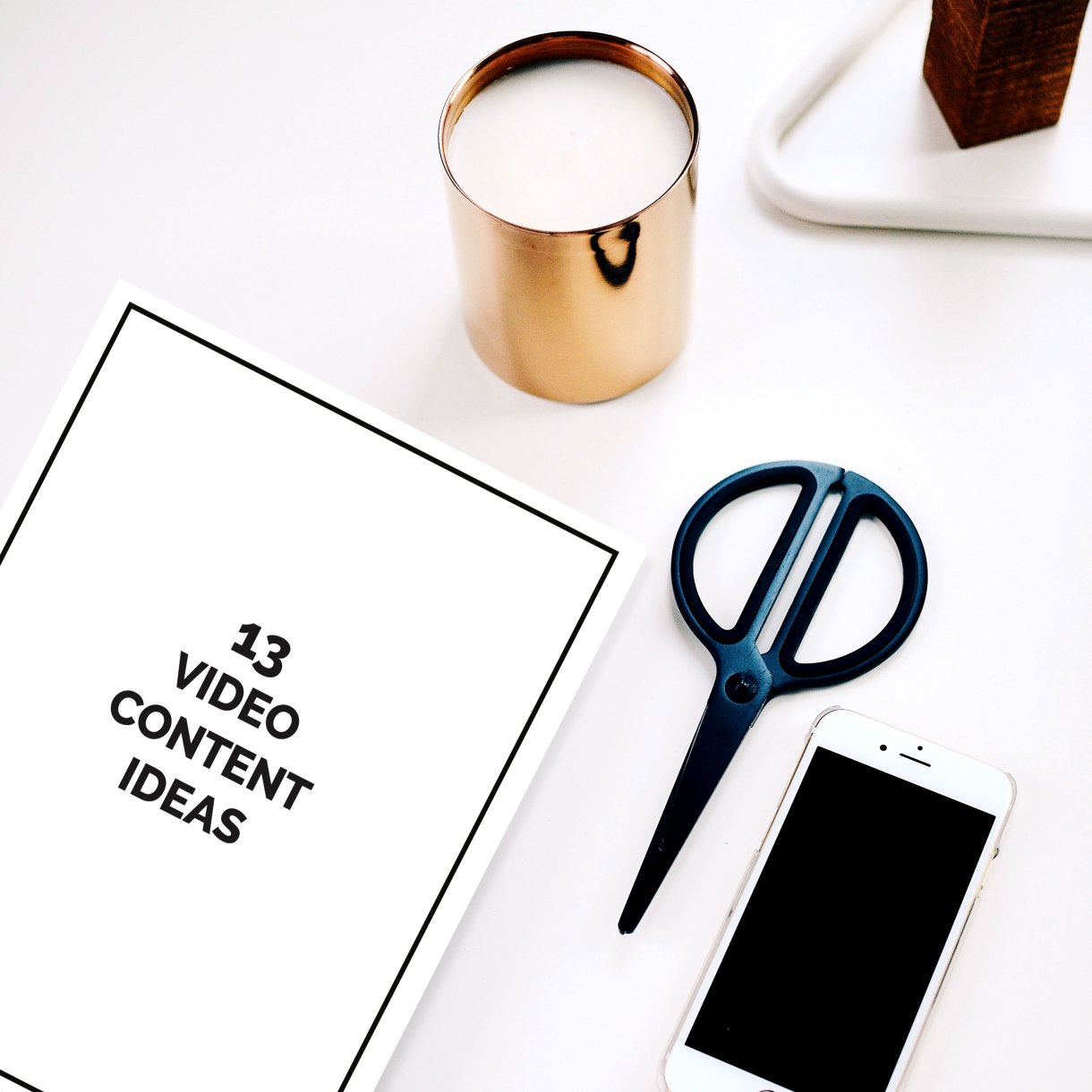 13 video content ideas
