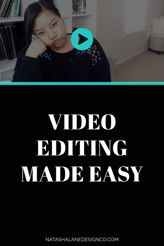 Video editing made easy