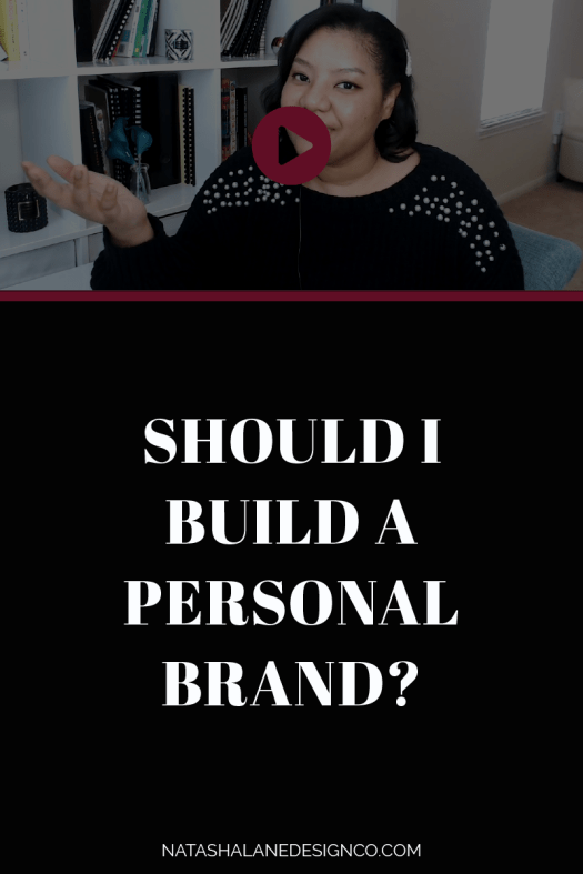 Should I build a personal brand