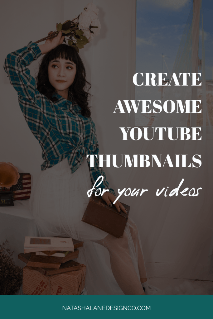 Create awesome YouTube thumbnails for your videos
