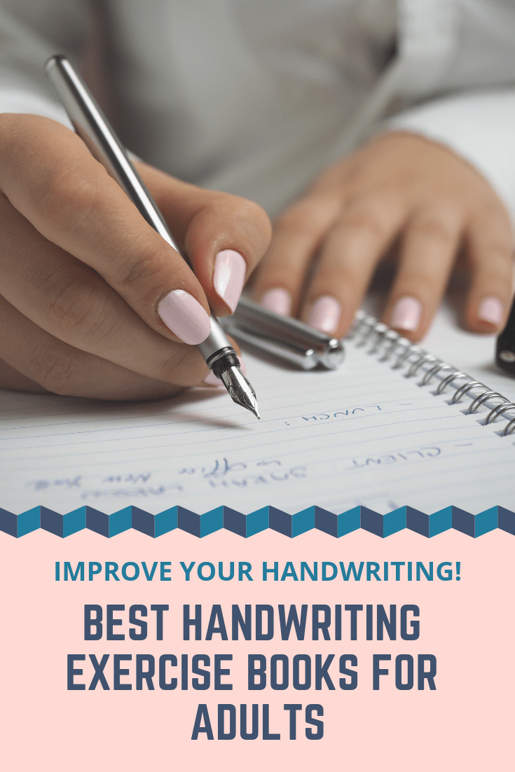Best Adult Handwriting Exercise Books