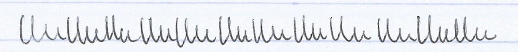 llu handwriting practice
