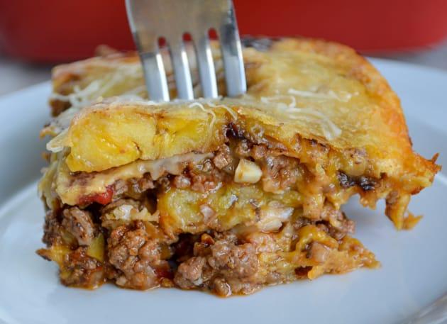 Sweet Plantain Lasagna